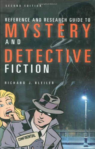 9781563089244: Reference and Research Guide to Mystery and Detective Fiction, 2nd Edition (Reference Sources in the Humanities)