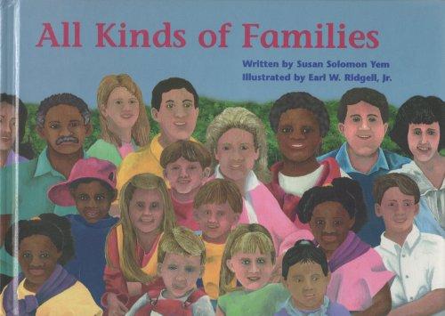 All Kinds of Families: Yen, Susan Solomon, Yem, Susan Solomon