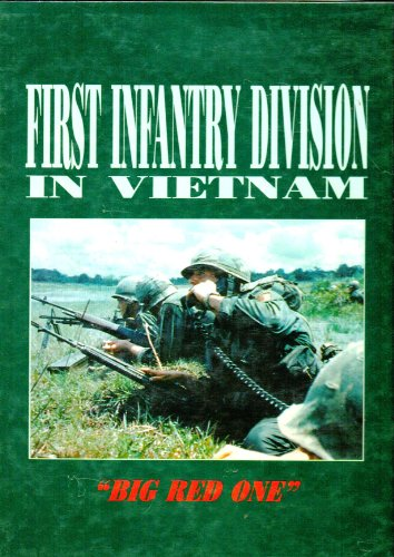 """First Infantry Division in Vietnam """"Big Red"""