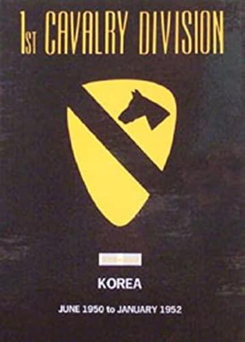 1ST CAVALRY DIVISION - KOREA JUNE 1950 TO JANUARY 1952: Martin, Robert J.