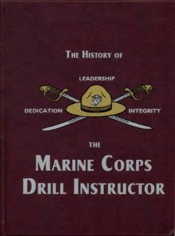 9781563114489: Marine Corps Drill Instructors