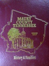 9781563114526: Maury Co, TN