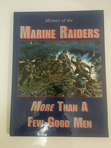9781563114779: History of the Marine Raiders