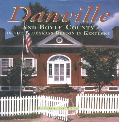 DANVILLE AND BOYLE COUNTY IN THE BLUEGRASS REGION IN KENTUCKY.: Joseph, Mary Jo, and Janet Hamner [...