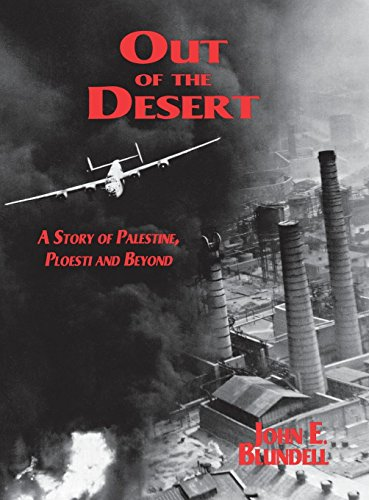 Out of the Desert, A Story of: Dell, John E.