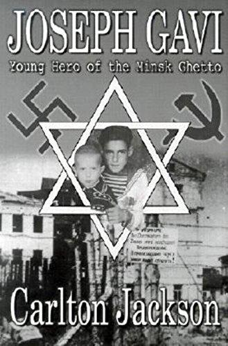 9781563115691: Joseph Gavi: Young Hero of the Minsk Ghetto