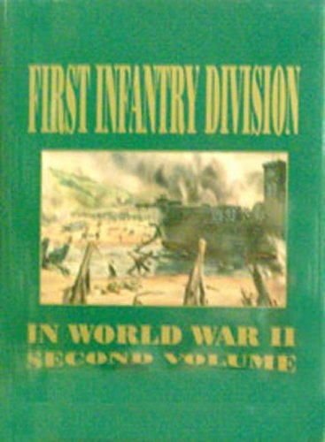 9781563115820: 1st Infantry Division - WWII, Vol. II (Limited)