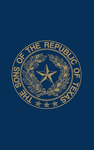9781563116032: Sons of the Republic of Texas