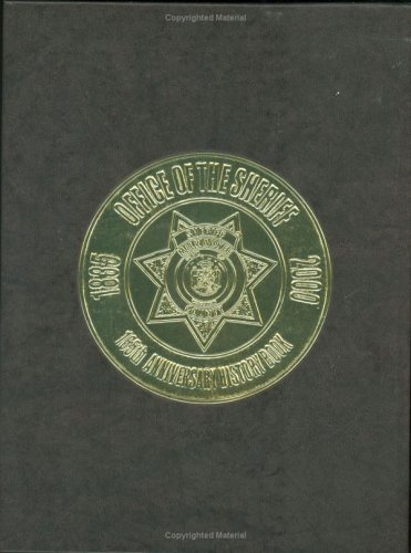 Office of the Sheriff, Milwaukee County, Wisconsin: Millennium History Book 1835-2000