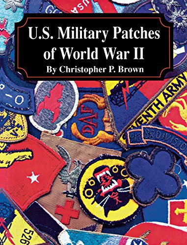 9781563118302: U.S. Military Patches of World War II