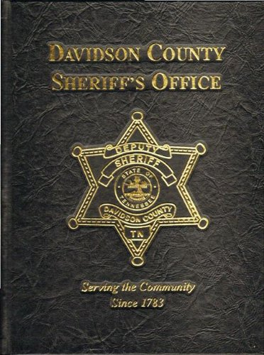 Davidson County Sheriff's Office - Serving the Community Since 1783