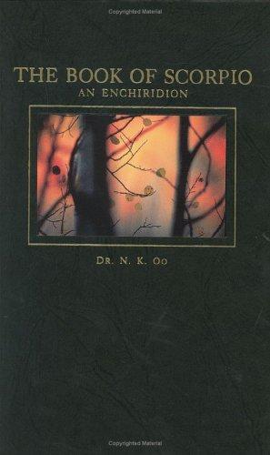 9781563136399: The Book of Scorpio: An Enchiridion (Enchiridions Series)