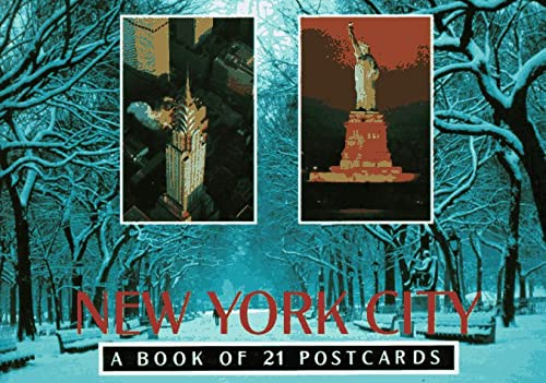 9781563137679: New York City: A Book of 21 Postcards