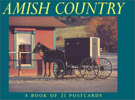 9781563138072: Amish Country Postcard Book