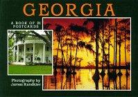 9781563138331: Georgia Postcard Book