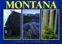 9781563138423: Montana Postcard Book