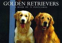 Golden Retrievers : Postcard Book: Browntrout Publishers