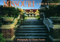 9781563139390: Missouri: Postcard Book