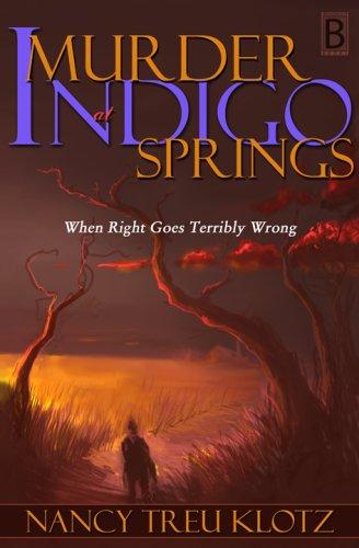 9781563154157: Murder at Indigo Springs