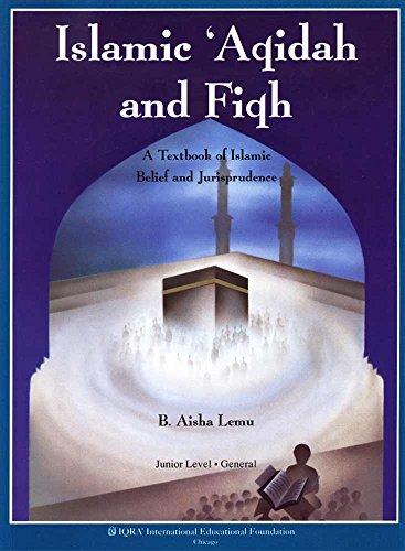 Islamic aqidah and fiqh: A textbook of