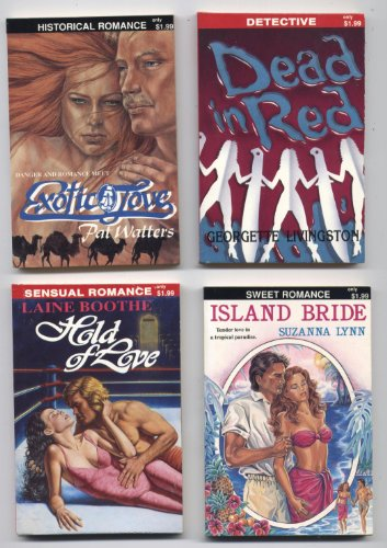 9781563170010: Dime Store Novels Presents - Island Bride