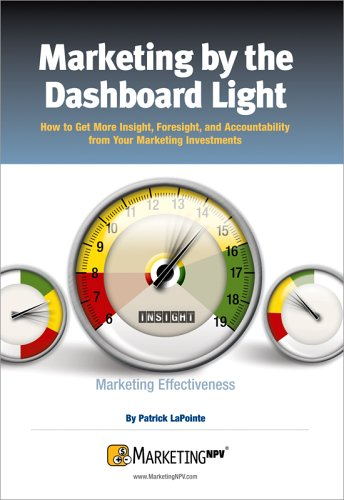 9781563180361: Marketing by the Dashboard Light