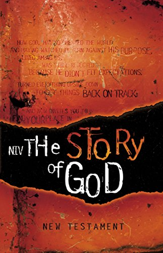 NIV, The Story of God New Testament, Paperback: Biblica