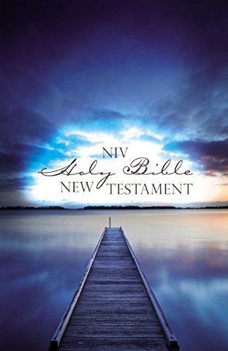 9781563201196: NIV, Outreach New Testament, Paperback, Blue