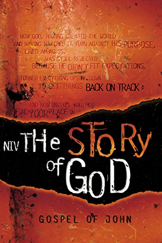 NIV The Story of God, Gospel of John: Biblica