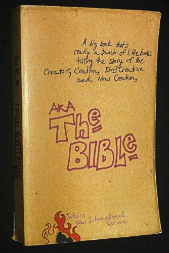 9781563204531: Holy Bible: Today's New International Version, TNIV, [AKA The Bible: A Big Book...] 00825