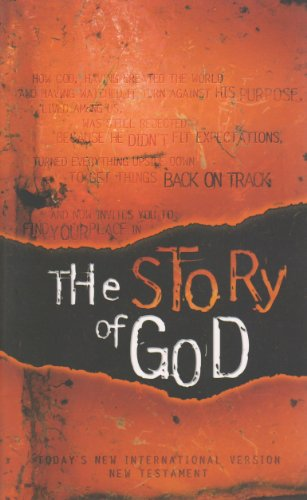 The Story of God (Today's New International Version New Testament): n/a