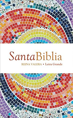 9781563204678: Reina Valera Large Print Bible: Santa Biblia Letra Grande (Spanish Edition)