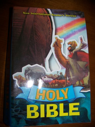 Holy Bible New International Reader's Version for Youth