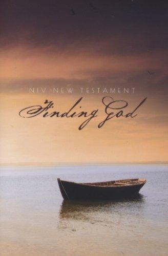 9781563206351: Finding God (NIV New Testament)