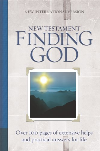 9781563206368: NIV Finding God New Testament ('84 NIV)