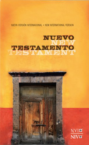 9781563206443: NVI / NIV Spanish/English New Testament (Multilingual Edition)