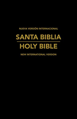 9781563206573: NVI/NIV Biblia Bilingue Español-Inglés (Spanish Edition)