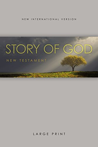 NIV, The Story of God New Testament,: Biblica