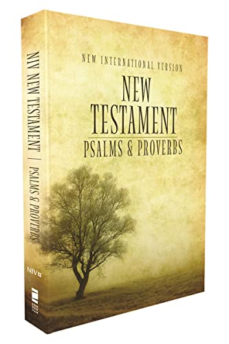 9781563206665: NIV, New Testament with Psalms and Proverbs, Pocket-Sized, Paperback