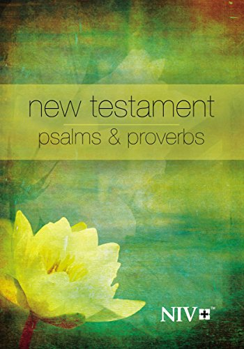 9781563206672: NIV, New Testament with Psalms and Proverbs, Pocket-Sized, Paperback