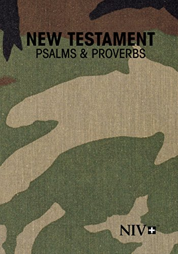 9781563206689: NIV Woodland Pocket New Testament Psalms Proverbs