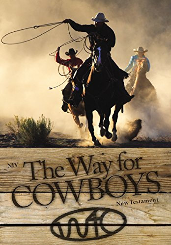 9781563206702: NIV, The Way for Cowboys New Testament, Paperback