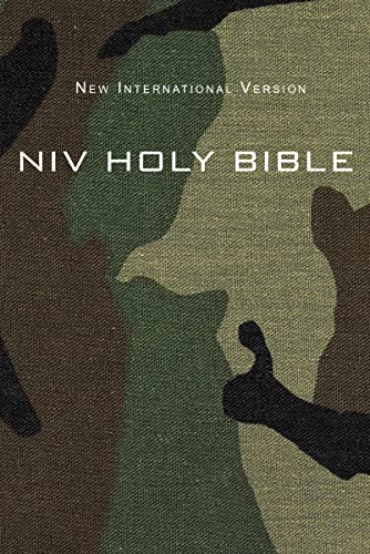 9781563206900: NIV, Holy Bible, Compact, Paperback, Woodland Camo