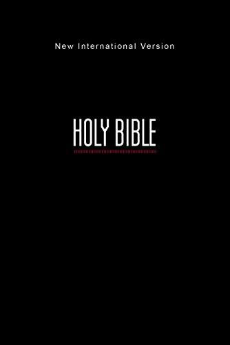 9781563206917: NIV, Holy Bible, Compact, Paperback, Black
