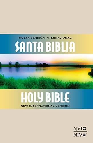 9781563207082: NVI/NIV Biblia bilingue (Spanish Edition)