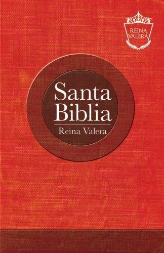 9781563207358: Reina Valera Outreach Bible - Red: Santa Biblia (Spanish Edition)
