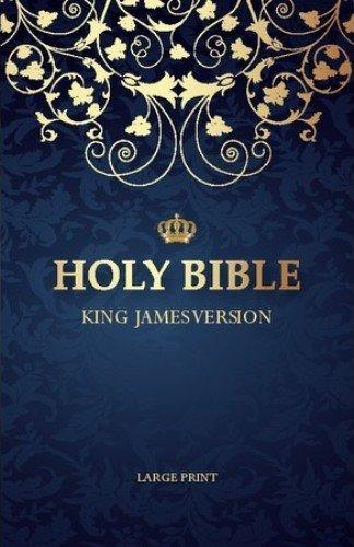 KJV Large Print Bible: Biblica
