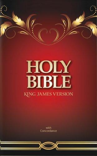9781563207891: KJV Economy Bible with Concordance