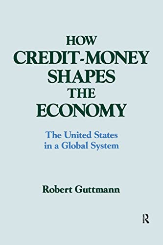 How Credit-money Shapes the Economy: The United