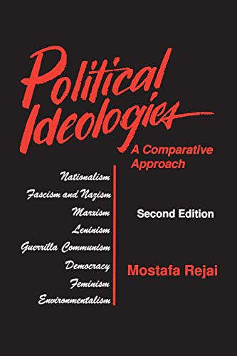 9781563241420: Political Ideologies: A Comparative Approach